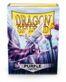 Obal Dragon Shield 60ks MATTE - Purple