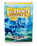Obal Dragon Shield 60ks MATTE - Sky Blue