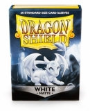 Obal Dragon Shield 60ks MATTE - White
