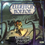 Eldritch Horror: Under the Pyramids EN Expansion