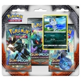 Pokémon TCG: Sun & Moon 3 Burning Shadows 3-PACK BLISTER
