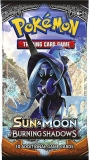 Pokémon TCG: Sun & Moon 3 Burning Shadows BOOSTER PACK