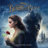 Kalendár - Beauty and the Beast Calendar 2018 English Version