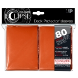 Obal UltraPRO STANDARD 80ks PRO MATTE Eclipse - Orange