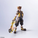 Kingdom Hearts III Bring Arts Action Figure Sora Guardian Form Version