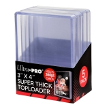 Obal UltraPRO TOPLOADER Super Thick 360PT 5ks