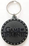 Kľúčenka Game of Thrones Rubber Keychain Logo 6 cm
