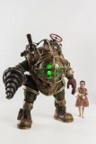 18/07 BioShock Action Figure 2-Pack 1/6 Big Daddy & Little Sister 32 cm