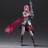 18/05 Dissidia Final Fantasy Play Arts Kai Action Figure Lightning 25 cm
