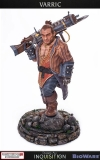 18/07 Dragon Age Inquisition Statue 1/4 Varric 68 cm