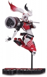 18/05 DC Comics Red, White & Black Statue Harley Quinn by Babs Tarr 21 cm