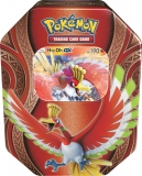 Pokémon TCG: Window Tin Mysterious Powers Tins (Ho-Oh)