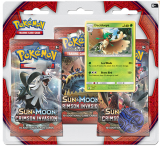 Pokémon TCG: Sun & Moon 4 Crimson Invasion - 3-PACK BLISTER