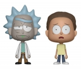 18/02 Rick and Morty VYNL Vinyl Figures 2-Pack Rick & Morty 10 cm