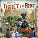 Ticket to Ride GERMANY EN
