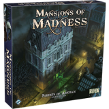 Mansions of Madness 2nd Edition EN - Streets of Arkham Expansion - rozšírenie