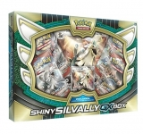 Pokémon Shiny Silvally-GX Box