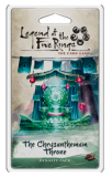Legend of the Five Rings: The Chrysanthemum Throne Dynast Pack