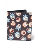Peňaženka Rick & Morty Wallet All Over Print