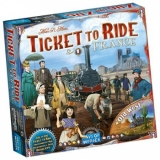 Ticket to Ride - Map Collection FRANCE & OLD WEST