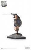 18/06 Justice League Art Scale Statue 1/10 Wonder Woman 18 cm