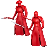 Star Wars Episode VIII ARTFX+ Statue 1/10 2-Pack Elite Praetorian Guards 19 cm