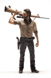 18/03 The Walking Dead Deluxe Action Figure Rick Grimes 25 cm