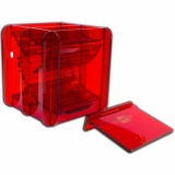 Dice Container Red