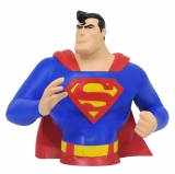 Pokladnička Superman The Animated Series Bust Bank Superman 18 cm