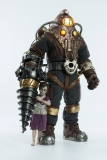 18/12 BioShock Action Figure 2-Pack 1/6 Subject Delta & Little Sister 33 cm