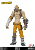18/09 Borderlands 2 Action Figure Krieg 18 cm