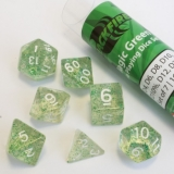 Kocka Set (7) - Magic Green