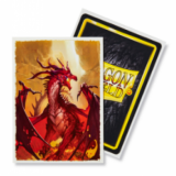 Obal Dragon Shield 100ks - ART Sleeves Tanur