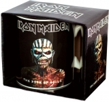 Šálka Iron Maiden Mug The Book of Souls
