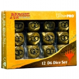 Magic The Gathering TCG: Plane of Ixalan Loyalty Dice Set