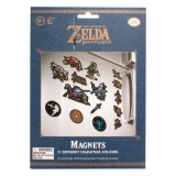 Magnetky - Legend of Zelda Breath of the Wild Fridge Magnets