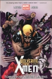 A - Wolverine and the X-men Tomorrow Never Learns