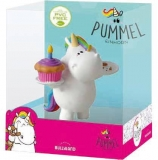 Chubby Unicorn Figure Birthday-Chubby Single Pack 6 cm