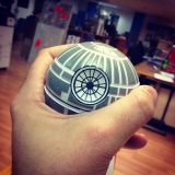 Star Wars Anti-Stress Figure Death Star 8 cm