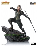 18/12 Avengers Infinity War BDS Art Scale Statue 1/10 Black Widow 18 cm