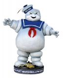 19/03 Ghostbusters Head Knocker Bobble-Head Stay Puft 18 cm