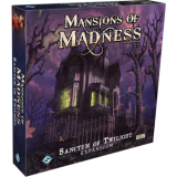 Mansions of Madness 2nd Edition EN  - Sanctum of Twilight (rozšírenie)