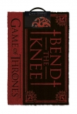 Rohožka - Game of Thrones Doormat Bend the Knee 40 x 57 cm