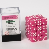 Kocka Set (36) - BF 12mm D6 - Opaque Pink