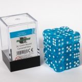 Kocka Set (36) - BF 12mm D6 - Transparent Light Blue