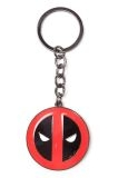 Kľúčenka Deadpool Metal Keychain Big Face 7 cm