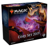 Magic The Gathering TCG: Core Set 2019 BUNDLE