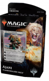 Magic The Gathering TCG: Core Set 2019 PLANESWALKER DECK Ajani
