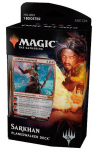 Magic The Gathering TCG: Core Set 2019 PLANESWALKER DECK Sarkhan