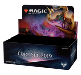 Magic The Gathering TCG: Core Set 2019 BOOSTER BOX